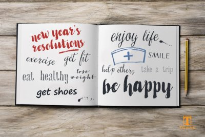 CNA New Year Resolution