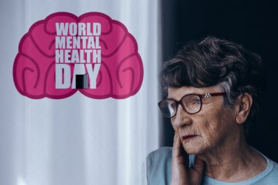 Depression - World Mental Health Day