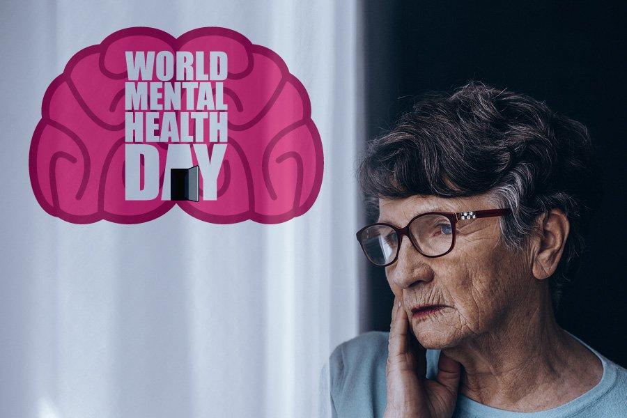 Depression - World Mental Health Day