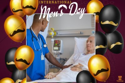 Celebrating Our Male Nurses