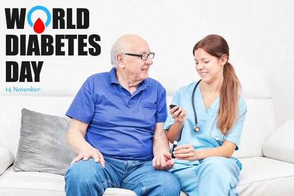 Treating Diabetic Nursing Facility Residents