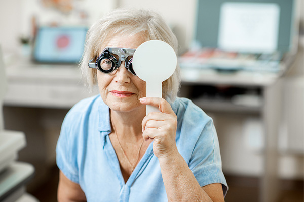 Vision Problems in the Elderly